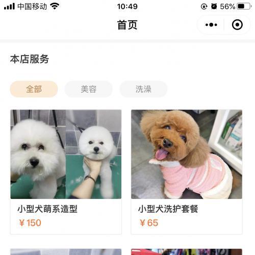 宠物互动App开发小程序公众号开发源码